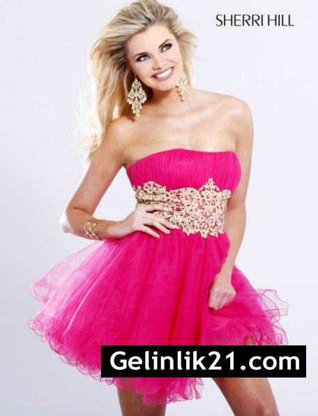 Модные вечерние короткие платья: фото звезд