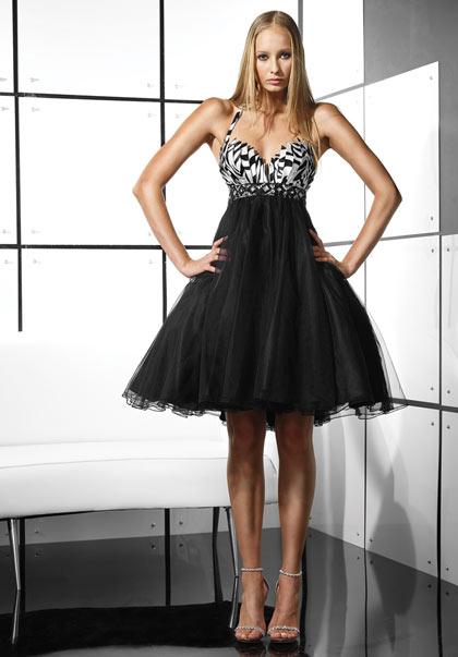 Выйдут ли из моды короткие платья с кружевами