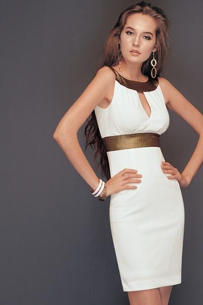 Короткие вечерние платья облегающие