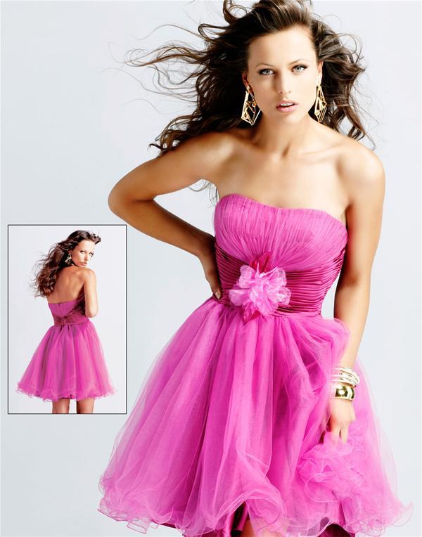 Смотреть красивые платья для девушек