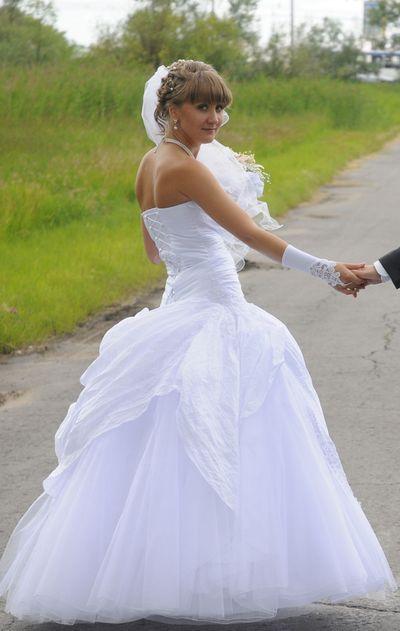 Купить Свадебное Платье Омск