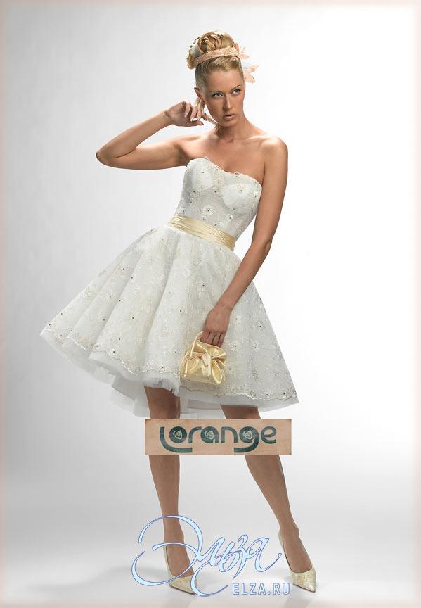 Короткие платья / Интересное / Свадебные платья в Новосибирске Кто