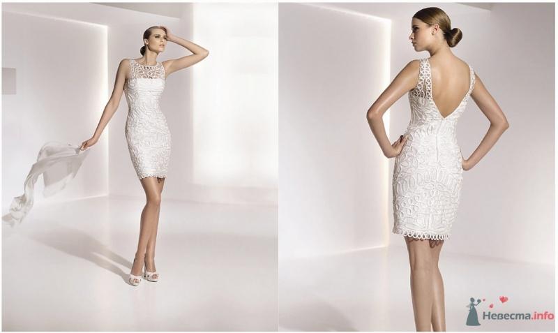 Wedding Saloon :: Продам короткое свадебное платье Калининград